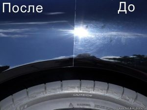 полировка кузова автомобиля Люблино в ЮВАО