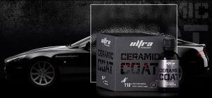 керамическое покрытие автомобиля Ultra Ceramic Coat